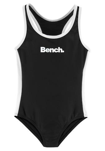 Bench. Badeanzug, mit Logoprint kaufen