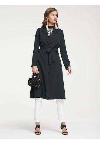 Mantel mit Gürtel kaufen