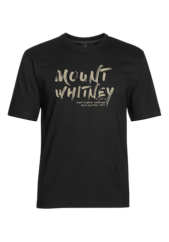 AHORN SPORTSWEAR T-Shirt mit modischem Print kaufen
