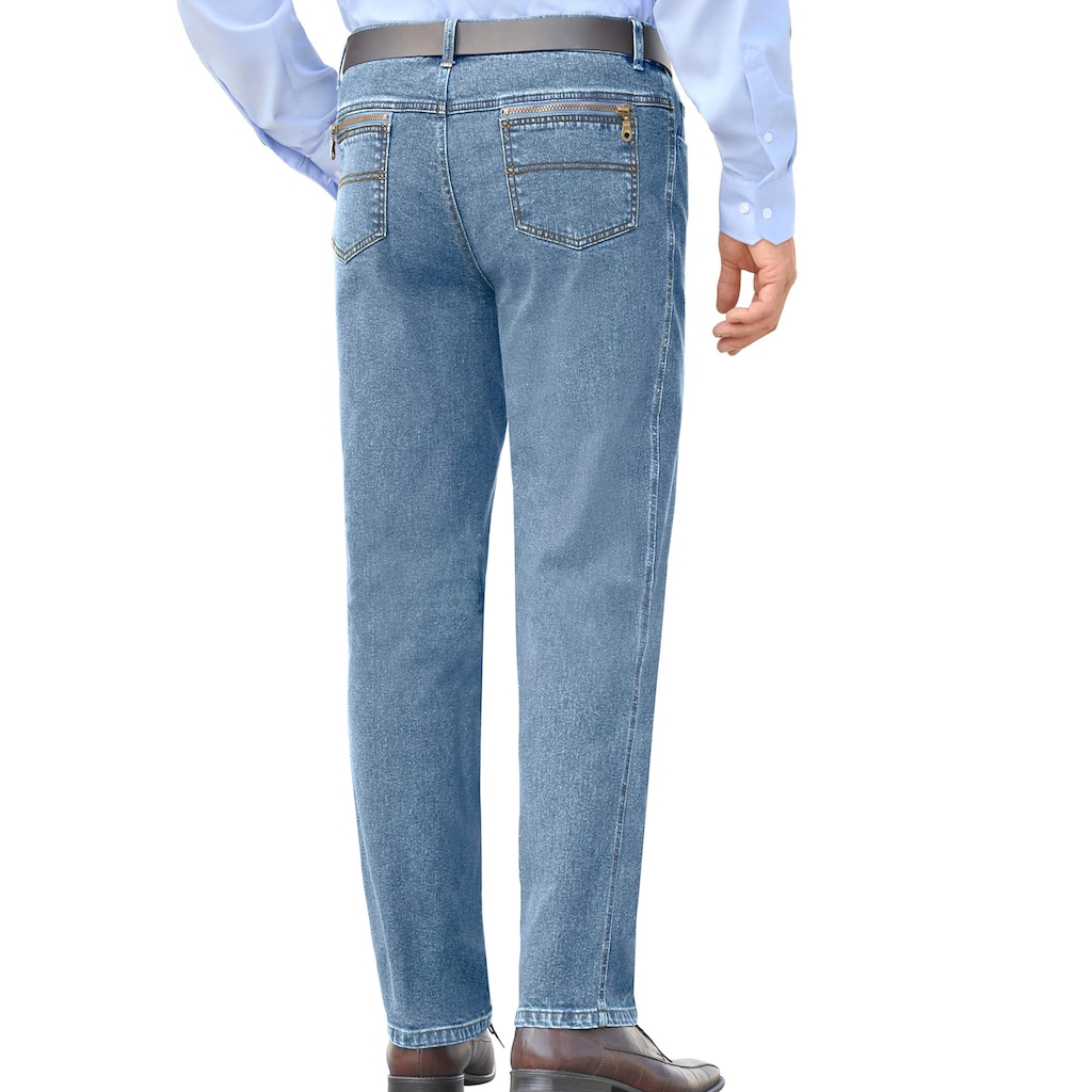 Classic Dehnbund-Jeans