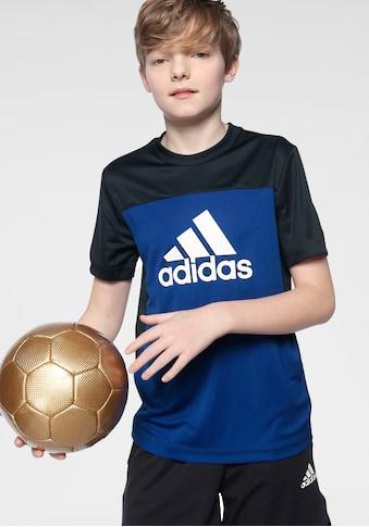 adidas Performance Trainingsshirt »YOUNG BOY TRAINING EQUIPMENT TEE« kaufen