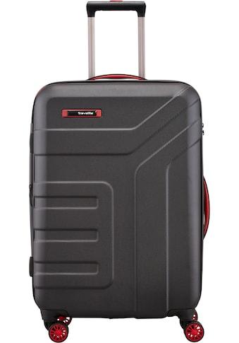 travelite Hartschalen-Trolley »Vector, 70 cm«, 4 Rollen, Erweiterbar kaufen