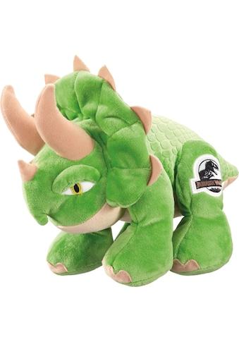 Schmidt Spiele Kuscheltier »Jurassic World, Triceratops, 25 cm« kaufen