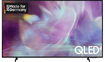 "Samsung QLED-Fernseher »GQ65Q60AAU«, 163 cm/65 "", 4K Ultra HD, Smart-TV kaufen"