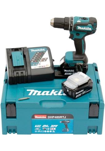 Makita Akku-Schlagbohrschrauber »DHP485RTJ« kaufen
