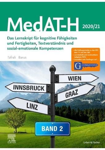 Buch »MedAT Humanmedizin 2020/2021- Band 2 / Deniz Tafrali, Sinan Barus« kaufen