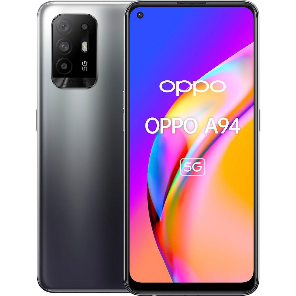 "Oppo Smartphone »A94 5G«, (16,3 cm/6,43 "", 128 GB Speicherplatz, 48 MP Kamera)"