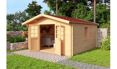 Nordic Holz Gartenhaus »Nienstedten 2« kaufen
