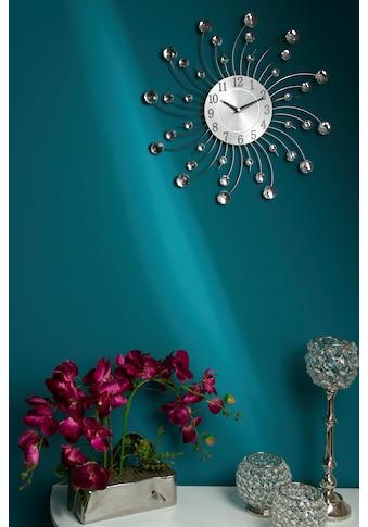 Myflair Möbel & Accessoires Wanduhr »Diamant« kaufen