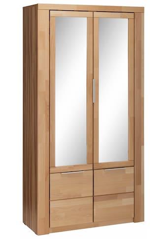Woltra Garderobenschrank »Zara«, mit Spiegel kaufen