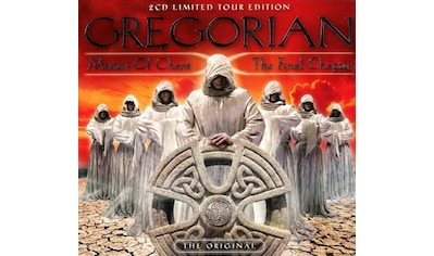 Musik - CD Masters Of Chant X - The Final Chapter(Tour - Edition) / Gregorian, (2 CD) kaufen