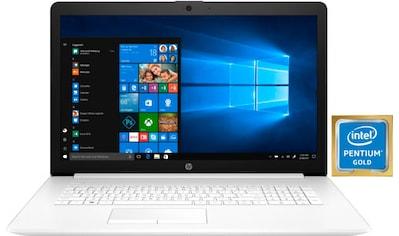HP 17 - by2215ng, Hero Notebook (43,9 cm / 17,3 Zoll, Intel,Pentium Gold, 512 GB SSD) kaufen