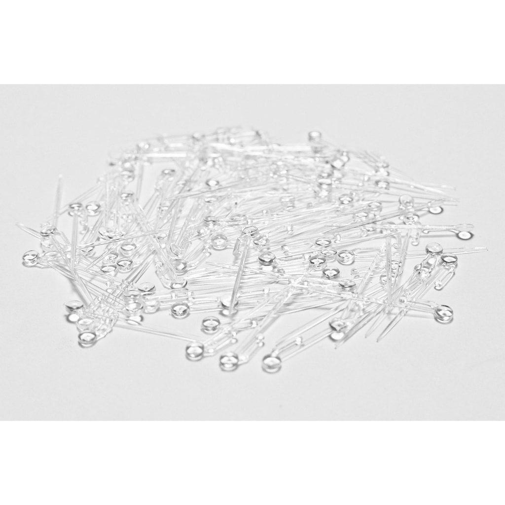 Good Life Stecknadeln »Steffi«, (Packung, 100 St.), aus Kunststoff/Metall