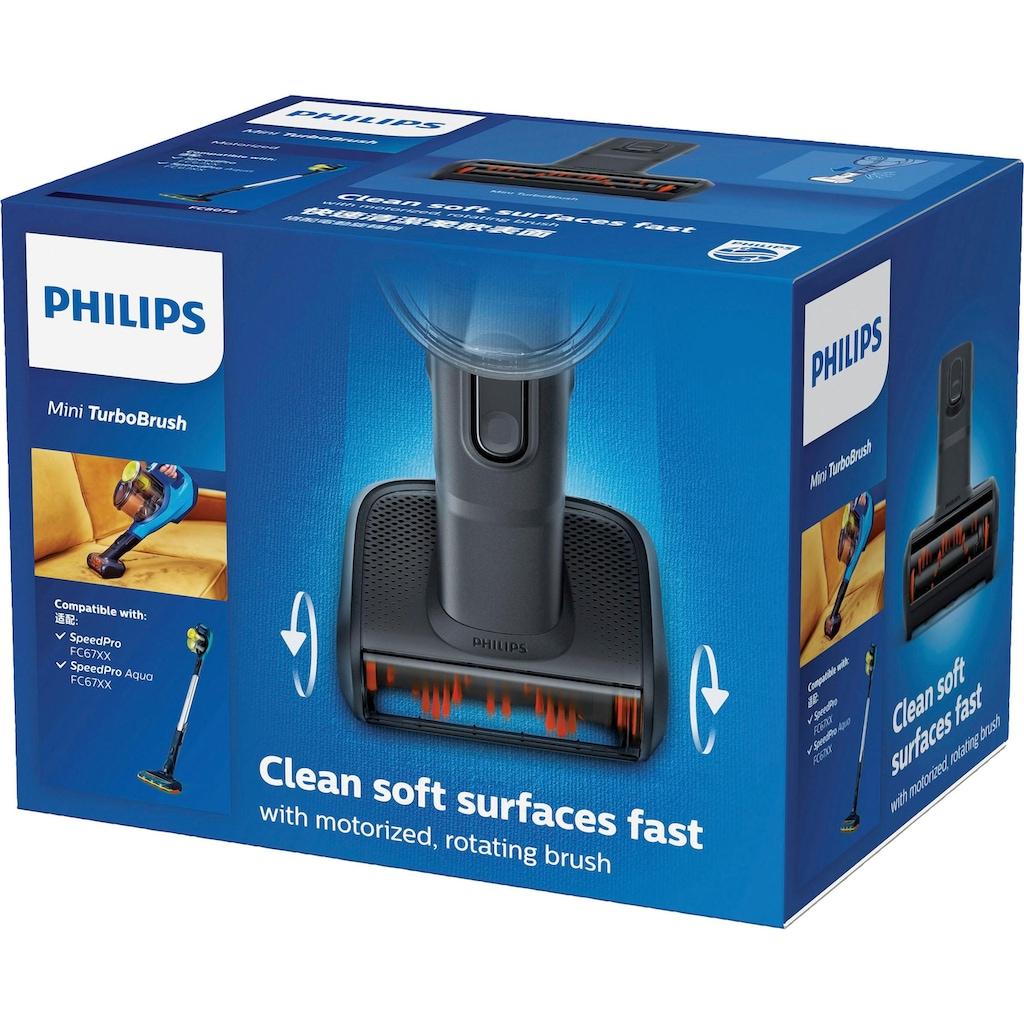 Philips Mini-Turbobürste »FC8079/01 für SpeedPro Akkusauger«, (1 tlg.)