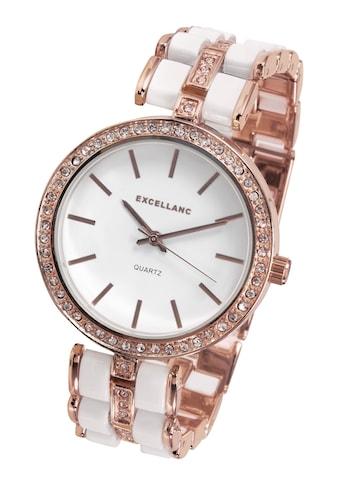 Armbanduhr mit dekorativer Lünette kaufen