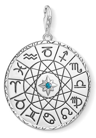 THOMAS SABO Charm Sternzeichen »Sternzeichen Coin silber, Y0037 - 878 - 21« kaufen
