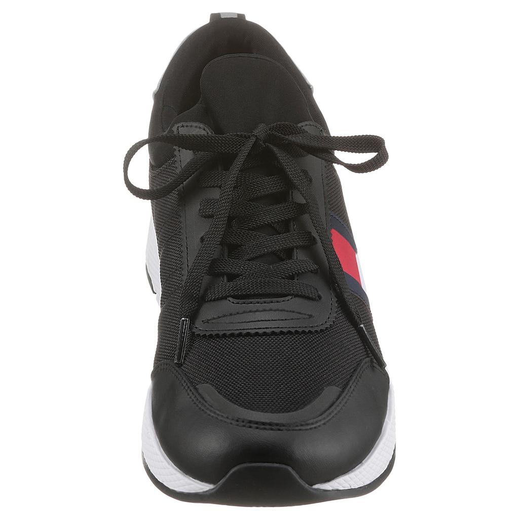 Tommy Jeans Sneaker »FLEXI LYCRA TOMMY JEANS RUNNER«, zum Schlupfen