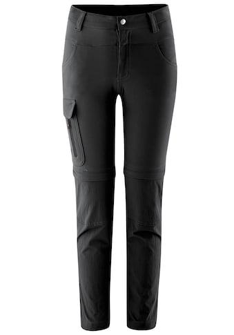 Maier Sports Funktionshose »Lucagrow Zip«, Elastische, mitwachsende Zipp-off-Hose für Jungs kaufen