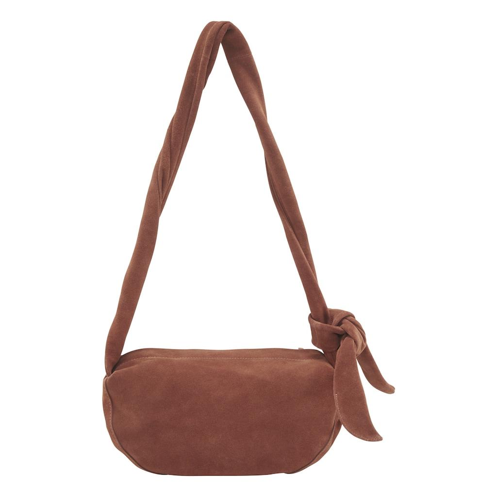 Tasche mit Knoten
