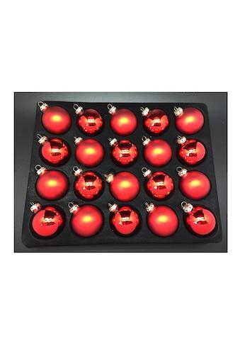 Thüringer Glasdesign Weihnachtsbaumkugel kaufen