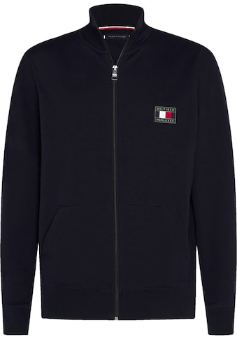 TOMMY HILFIGER Sweatjacke »ICON ESSENTIALS ZIP THROUGH« kaufen