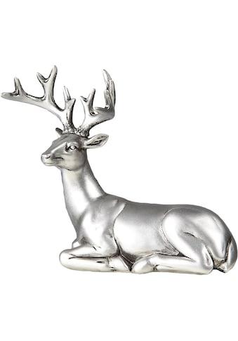 Ambiente Haus Tierfigur »Hirsch Figur - legend« kaufen