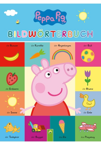 Buch »Peppa Pig Bildwörterbuch / DIVERSE« kaufen