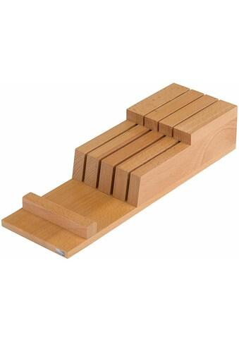 arte legno Messerblock (1tlg.) kaufen