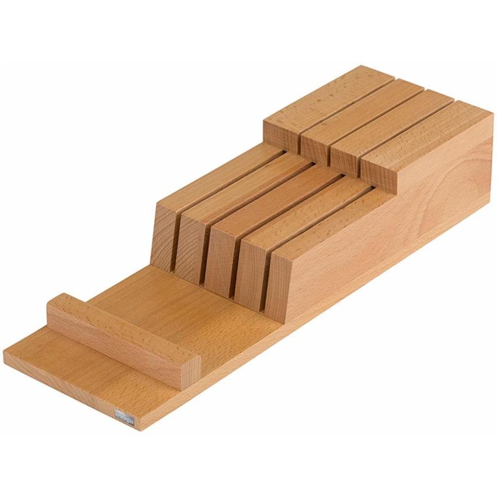 arte legno Messerblock (1tlg.)