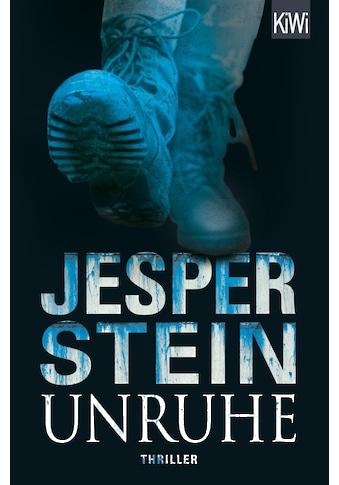 Buch »Unruhe / Jesper Stein, Patrick Zöller« kaufen