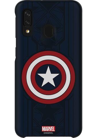 Samsung Handytasche »Galaxy Friends Cover Marvel Captain America A40« kaufen