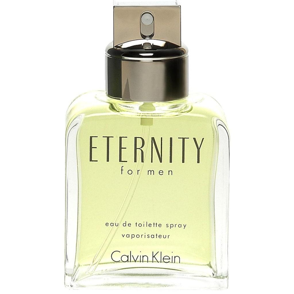 Calvin Klein Eau de Toilette »Eternity for men«