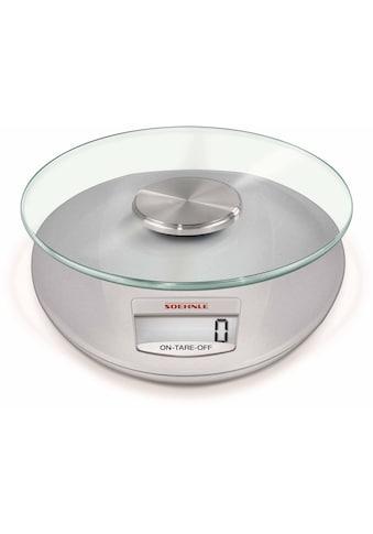 """Soehnle Küchenwaage """"Roma"""", (2 - tlg.) kaufen"""