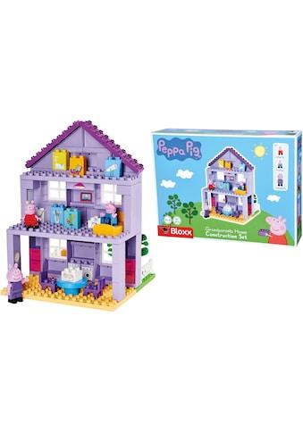 BIG Spielbausteine »BIG-Bloxx Peppa Pig Grandpa´s House«, (86 St.), Made in Europe kaufen