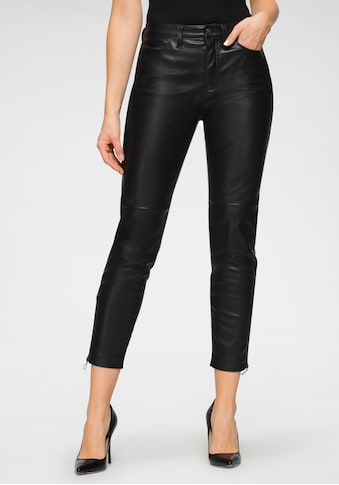 MAC Ankle - Jeans »Slim Leather« kaufen