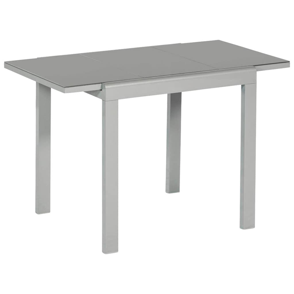 MERXX Gartentisch, 70x120 cm