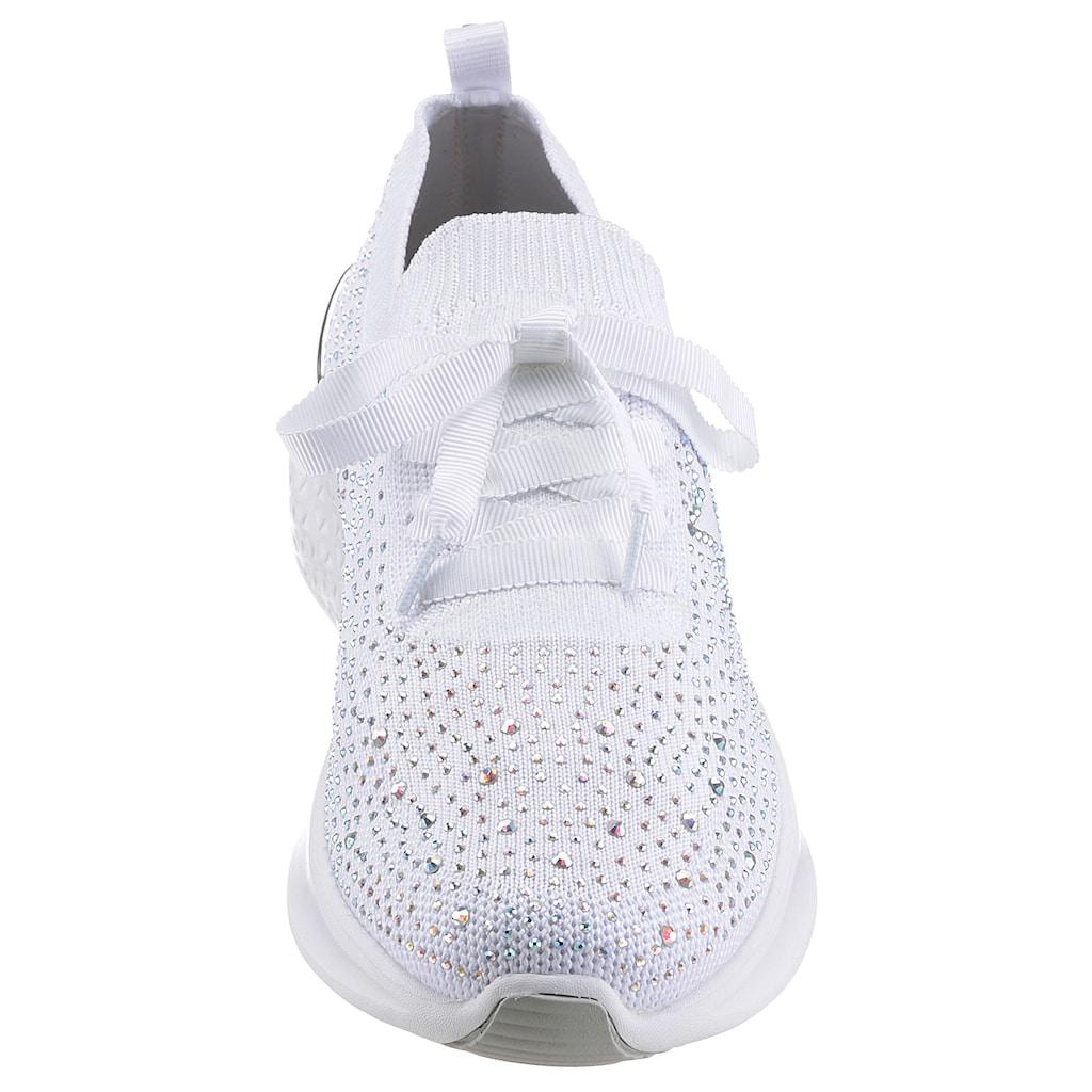 Ara Slip-On Sneaker »Maya«, mit Glitzersteine, H-Weite