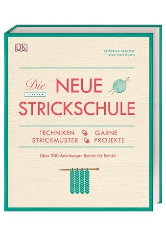 Buch »Die neue Strickschule / Vikki Haffenden, Frederica Patmore« kaufen