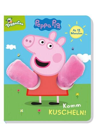 Buch »Peppa Pig - Komm kuscheln! / Katharina Bensch« kaufen