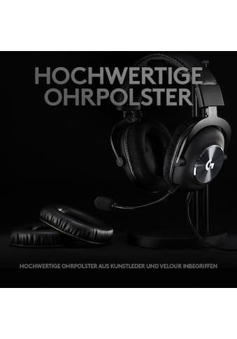 Logitech G Gaming-Headset »PRO X« kaufen