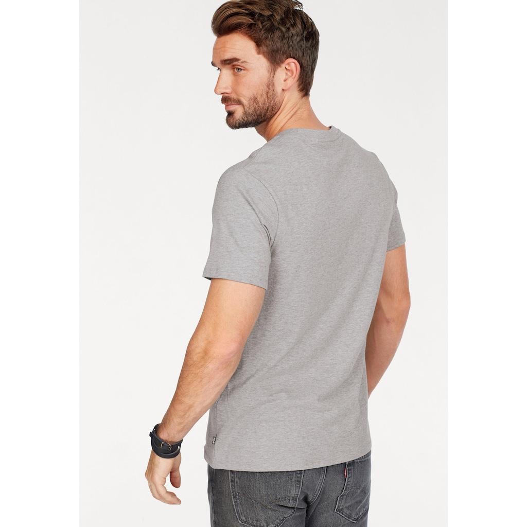 Levi's® T-Shirt »Batwing Logo Tee«, mit Logo-Front-Print