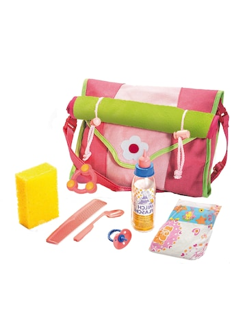 Heless Puppen Wickeltasche »Wickeltaschenset« kaufen