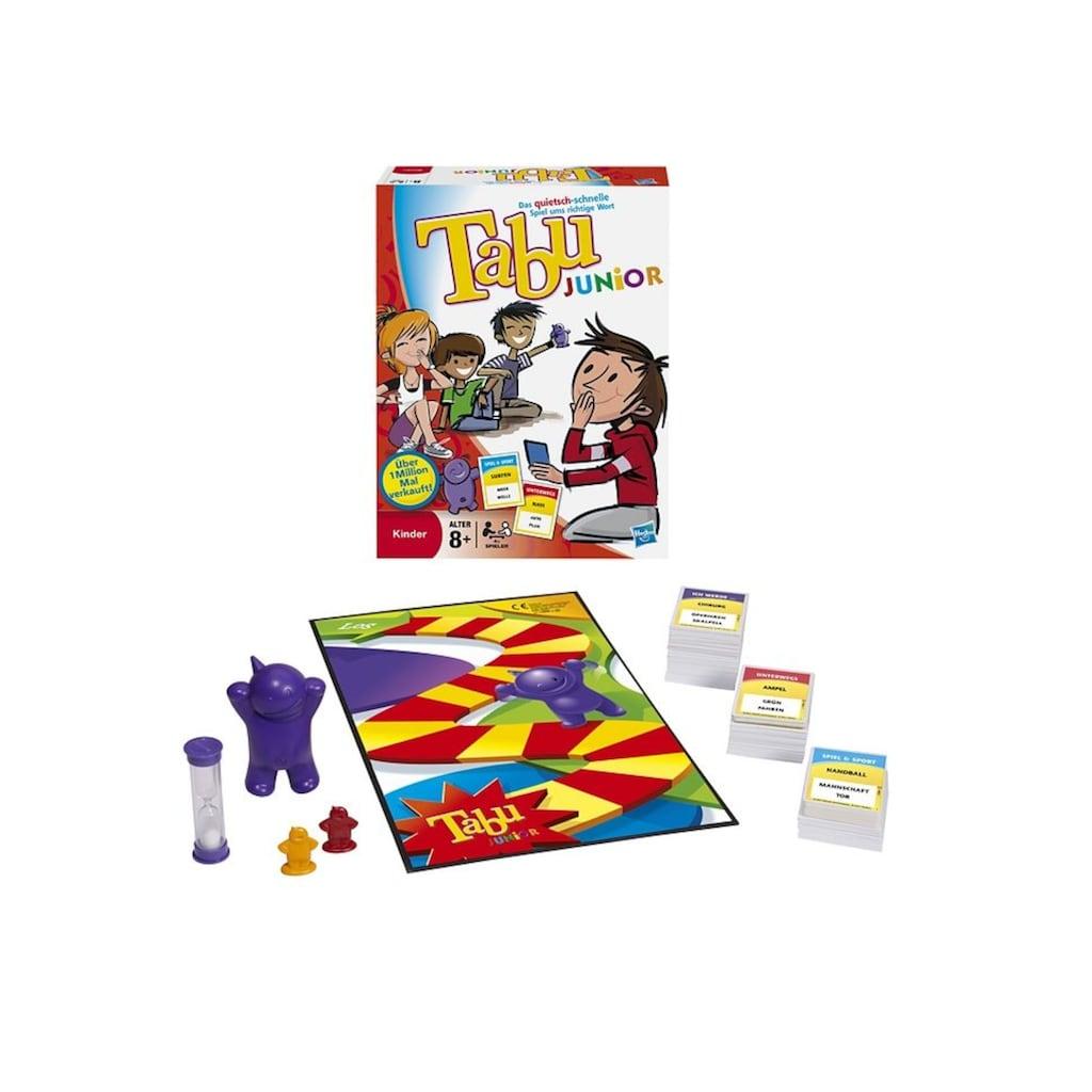 Hasbro Spiel »Tabu Junior«, Made in Europe
