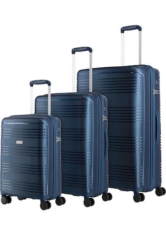 """travelite Trolleyset """"Zenit, blau"""", 4 Rollen, (3tlg.) kaufen"""