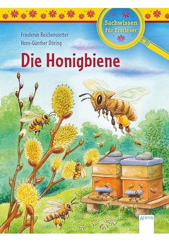 Buch »Die Honigbiene / Friederun Reichenstetter, Hans-Günther Döring« kaufen