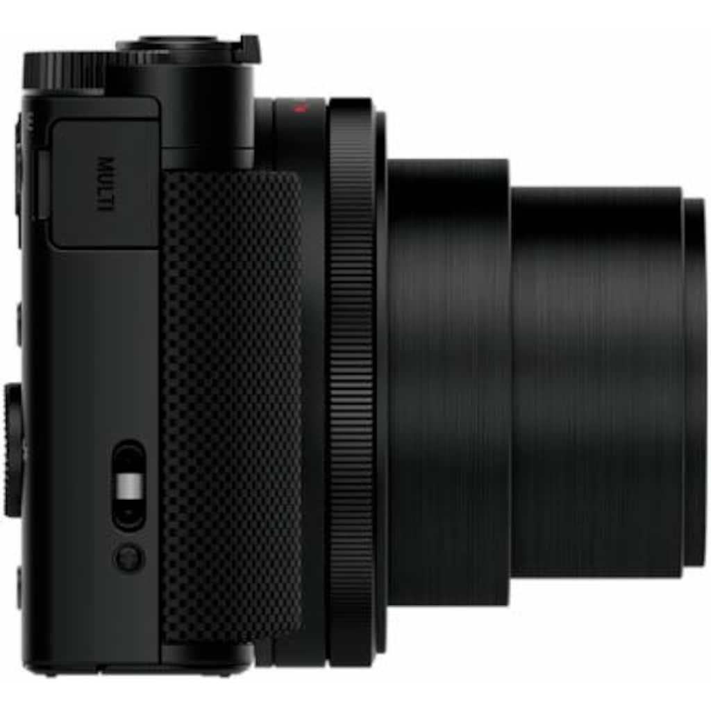 Sony Superzoom-Kamera »DSCHX90B«, ZEISS Vario-Sonnar® T Objektiv, 18,2 MP, 30x opt. Zoom, NFC, Panorama Modus