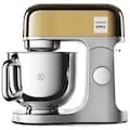 KENWOOD Küchenmaschine »KMX760YG kMix Premium Edition Gold«, 1000 W, 5 l Schüssel, mit 3-tlg. Pâtisserie-Set