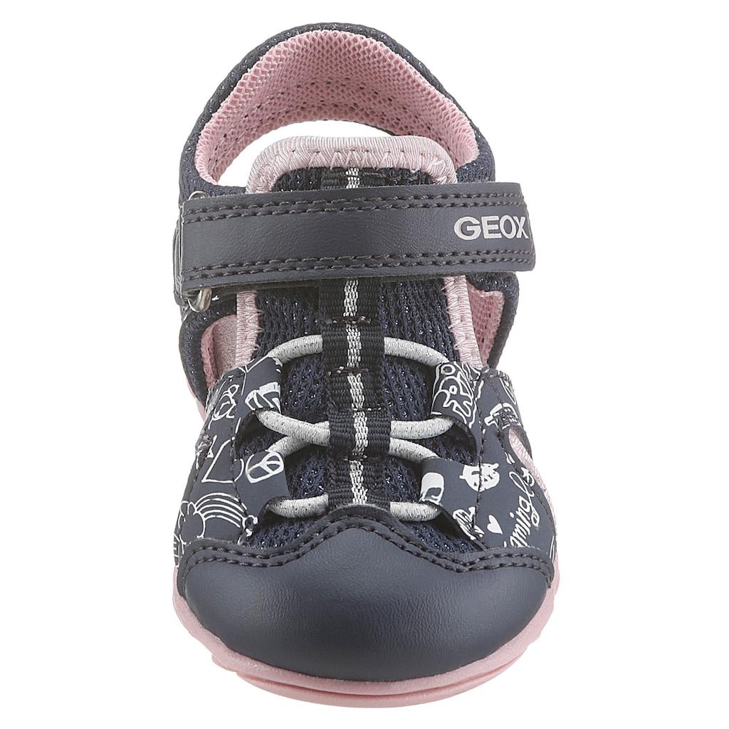 Geox Kids Sandale »AGASIM GIRL«, mit patentierte Geox Spezial Membrane