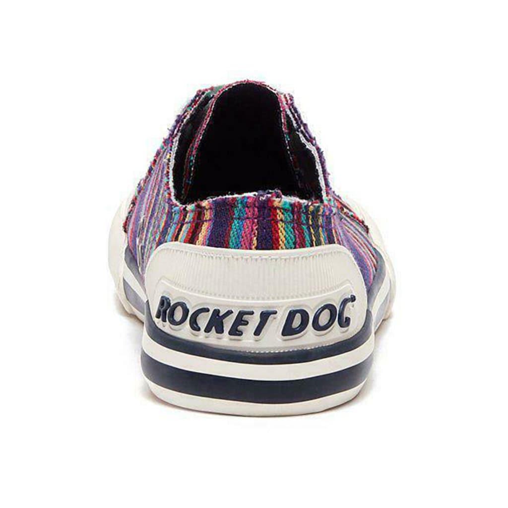 Rocket Dog Trainingsschuh »Damen Jazzin Canvas Aloe Schnür-Turnschuh«
