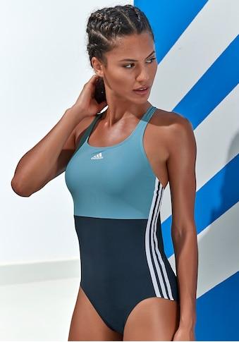 adidas Performance Badeanzug, im Colorblocking-Design kaufen